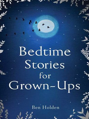 cover image of Bedtime Stories for Grown-ups